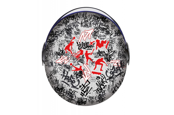 GREX CASQUE JET ENFANT G1.1 ARTWORK SPORT GRAFFITI