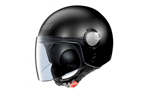 GREX CASQUE JET G3.1E KINETIC NOIR MAT