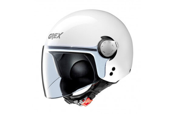 GREX CASQUE JET G3.1E KINETIC BLANC