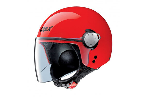 GREX CASQUE JET G3.1E KINETIC ROUGE