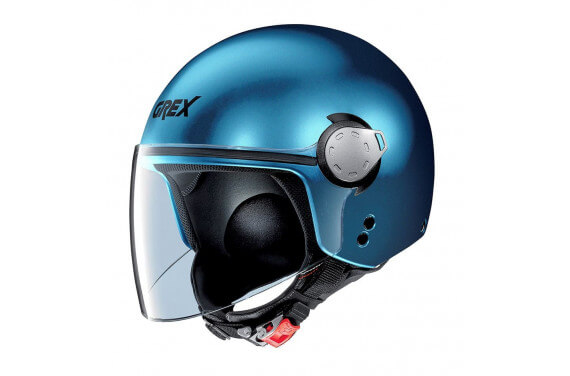 GREX CASQUE JET G3.1E KINETIC BLEU