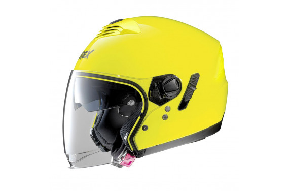 GREX CASQUE JET G4.1E KINETIC JAUNE