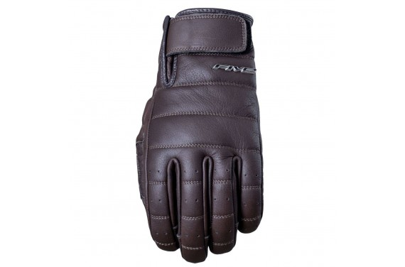 FIVE CALIFORNIA GLOVE BROWN
