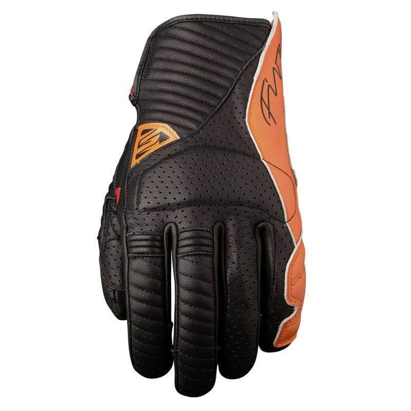 FIVE ARIZONA GLOVE BLACK/ORANGE