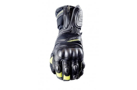 FIVE WFX1 WP GLOVE BLACK/FLUO YELLOW