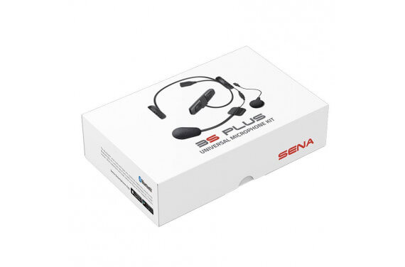 SENA KIT BLUETOOTH INTERCOM 3S PLUS UNIVERSAL 4.1