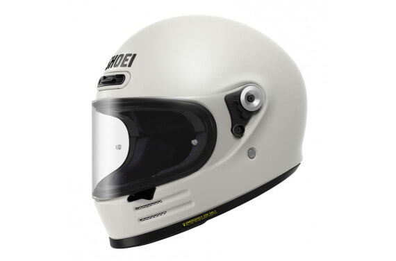 SHOEI CASQUE INTÉGRAL GLAMSTER BLANC
