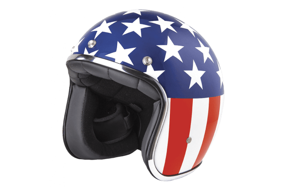 STORMER CASQUE JET PEARL US