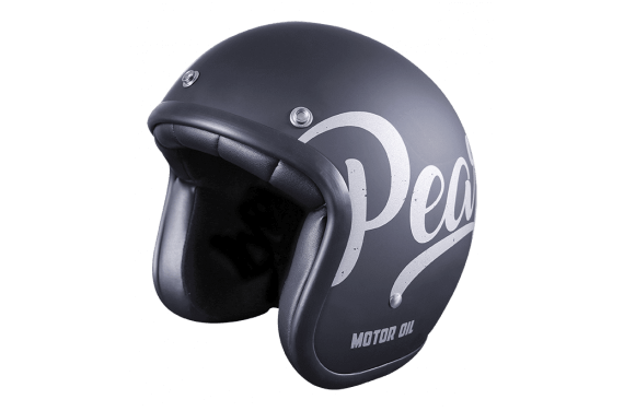 STORMER CASQUE JET PEARL OIL