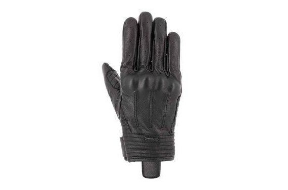 BROOKS GLOVES MAN- PHONE TOUCH BLACK