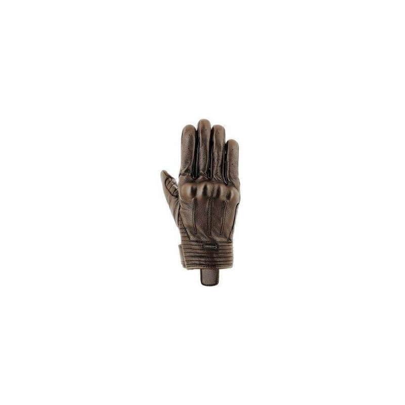 BROOKS GLOVES MAN- PHONE TOUCH DARK BROWN