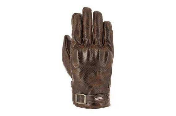 DESMO GLOVES MAN- PHONE TOUCH BROWN