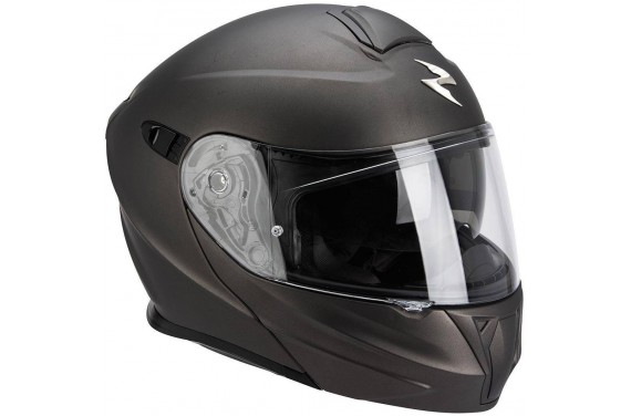 SCORPION Casque Modulable Exo 920 Gris Anthracite Mat