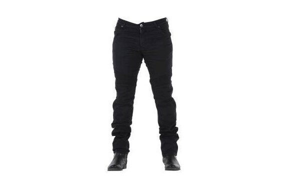 CASTEL BLACK JEANS MAN Homologated All Road