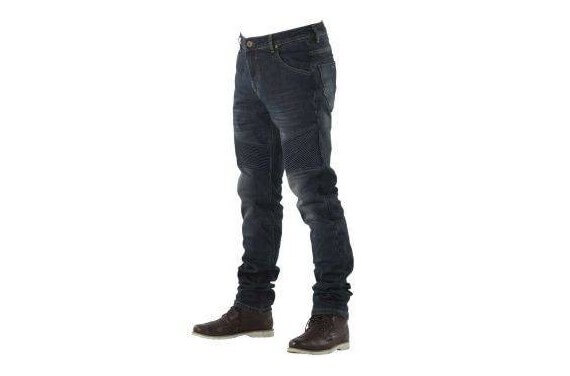 CASTEL DIRT JEANS MAN Homologated All Road