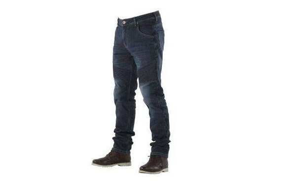 CASTEL SMALT JEANS MAN Homologated All Road