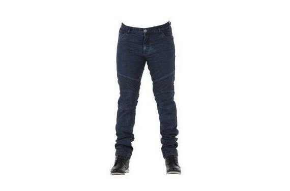 CASTEL STONE WASHED JEANS MAN Homologated All Road