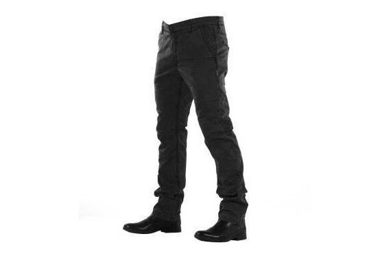 CHINO BLACK JEANS MAN HOMOLOGATED URBAN
