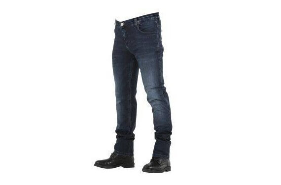 MONZA DARK BLUE MAN JEANS Homologated ALL ROAD