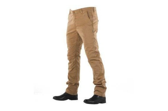 OVERLAP CHINO CAMEL JEANS Homme homologué URBAN