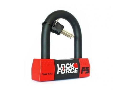 ACSUD ANTIVOL U LOCKFORCE F5 85 X 100 ( (HOMOLOGUE SRA)