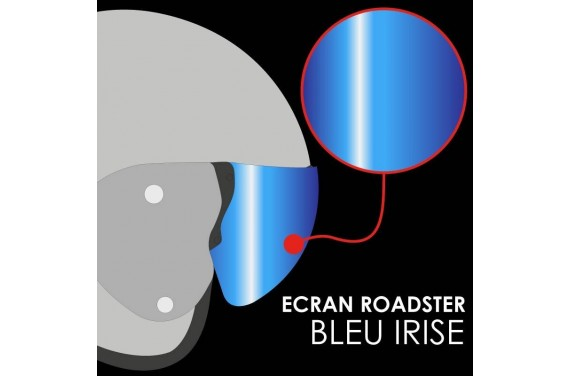 ROOF ECRAN RO5 ROADSTER IRIDIUM BLEU