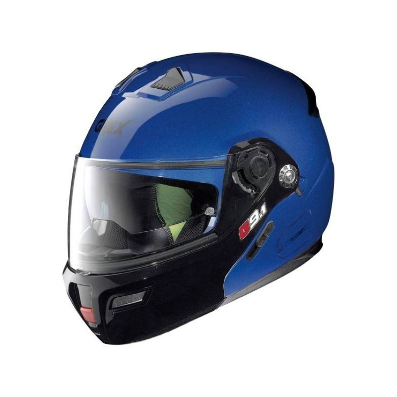 CASQUE GREX MODULABLE G9.1 EVOLVE COUPLE N-COM CAYMAN BLUE