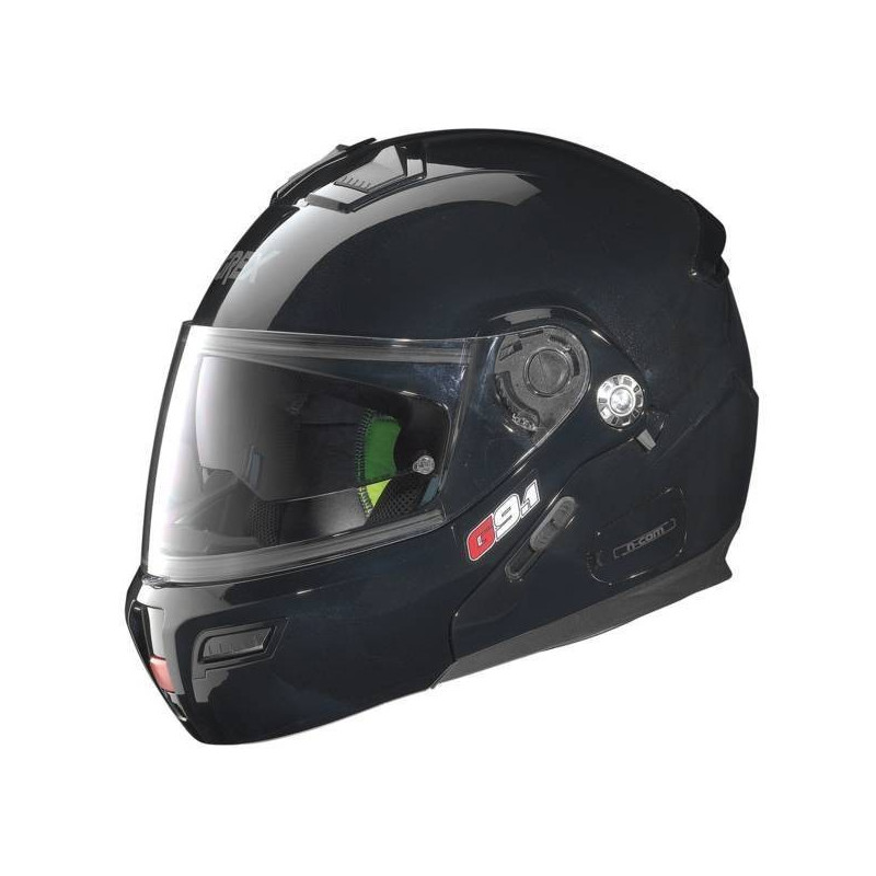 CASQUE GREX MODULABLE G9.1 EVOLVE KINETIC N-COM METAL BLACK
