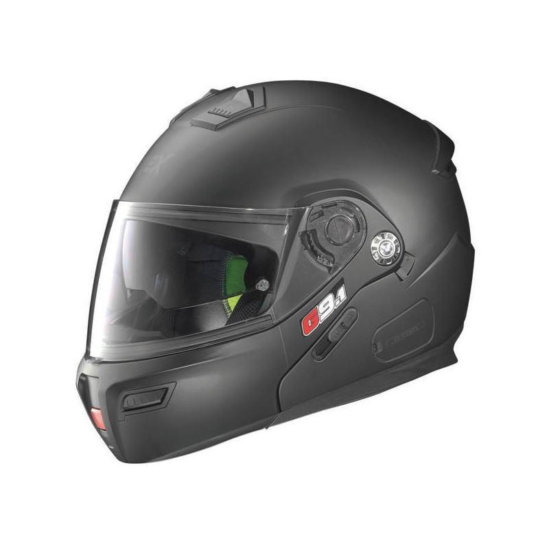 CASQUE GREX MODULABLE G9.1 EVOLVE KINETIC N-COM FLAT BLACK