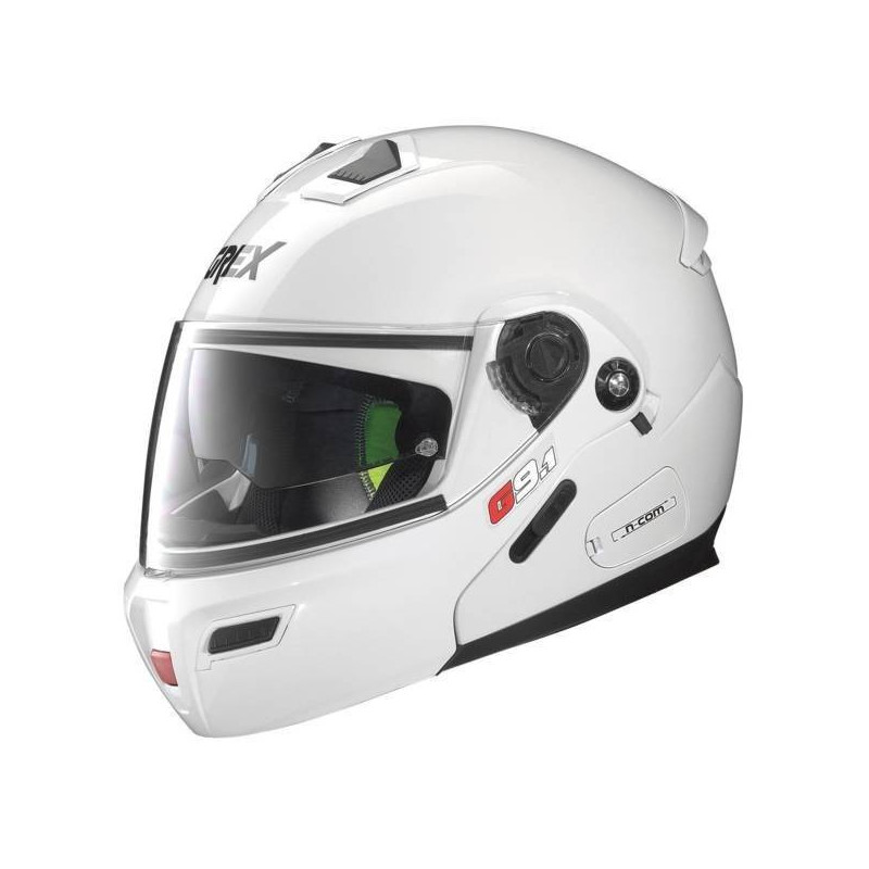 CASQUE GREX MODULABLE G9.1 EVOLVE KINETIC N-COM METAL WHITE