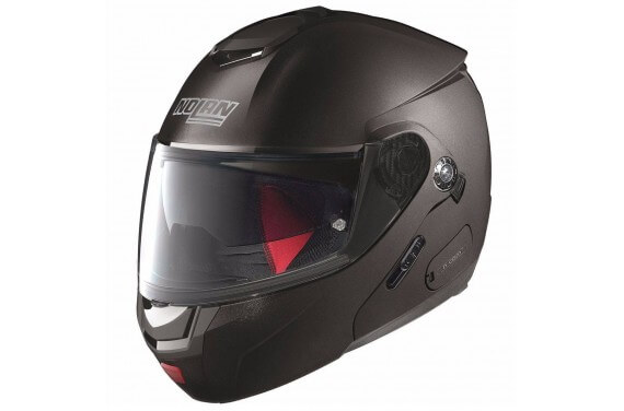 NOLAN CASQUE MODULABLE N90.2 SPECIAL N-COM BLACK GRAPHITE