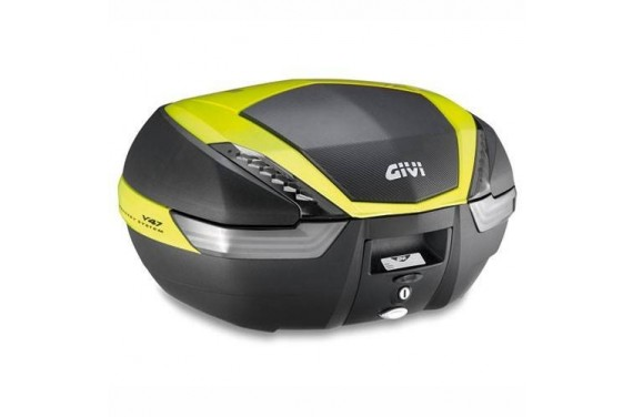 GIVI TOP CASE MONOKEY CASE 47LT TECH FLUO