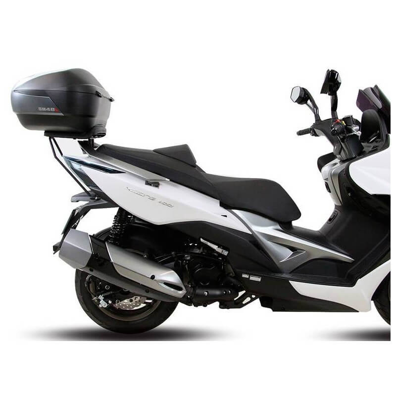 SHAD SUPPORT TOP CASE POUR KYMCO XCTING 400i '13 (K0XC42ST)