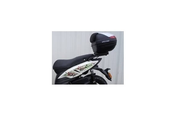 SHAD SUPPORT TOP CASE POUR PIAGGIO THYPOON '50 125 '11 (V0TH11ST)