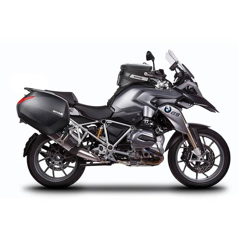 SHAD SUPPORT VALISES LATÉRALES 3P SYSTEM BMW R1200 GS '16 (W0GS16IF)