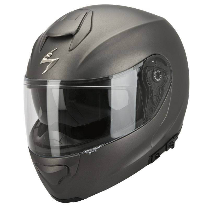 SCORPION CASQUE MODULABLE EXO-3000 AIR Solid Anthracite Mat