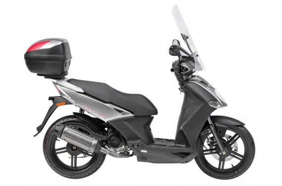 GIVI KIT FIX PLAT. KYMCO AGILITY 50/125