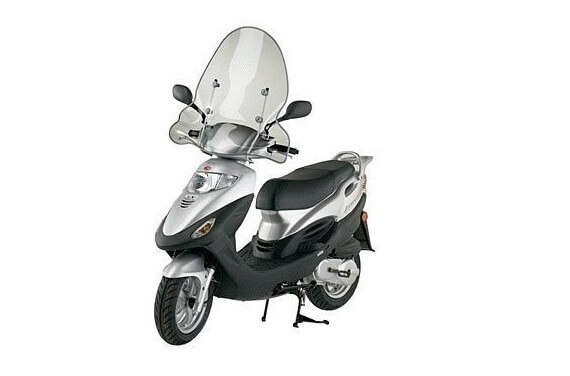 Fabbri Parebrise Kymco Movie-Vivio