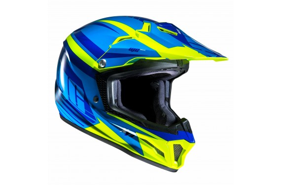 HJC CASQUE CROSS CL-XY II BATOR MC3H