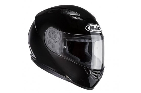 HJC Casque integral CS15 NOIR BRILLANT BLACK