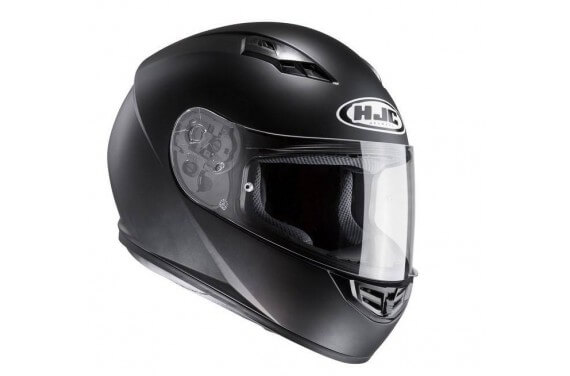 HJC Casque integral CS15 SEMI NOIR MAT BLACK