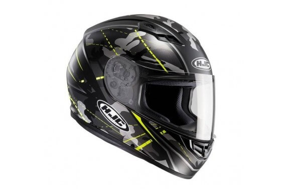 HJC Casque integral CS15 SONGTAN MC4HSF