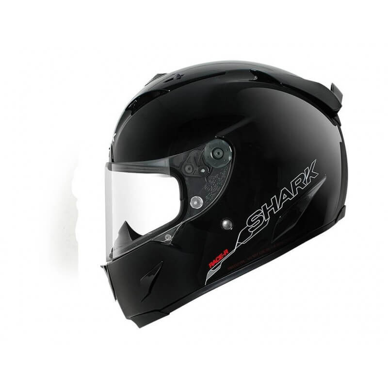 SHARK Casque RACE-R PRO BLANK NOIR