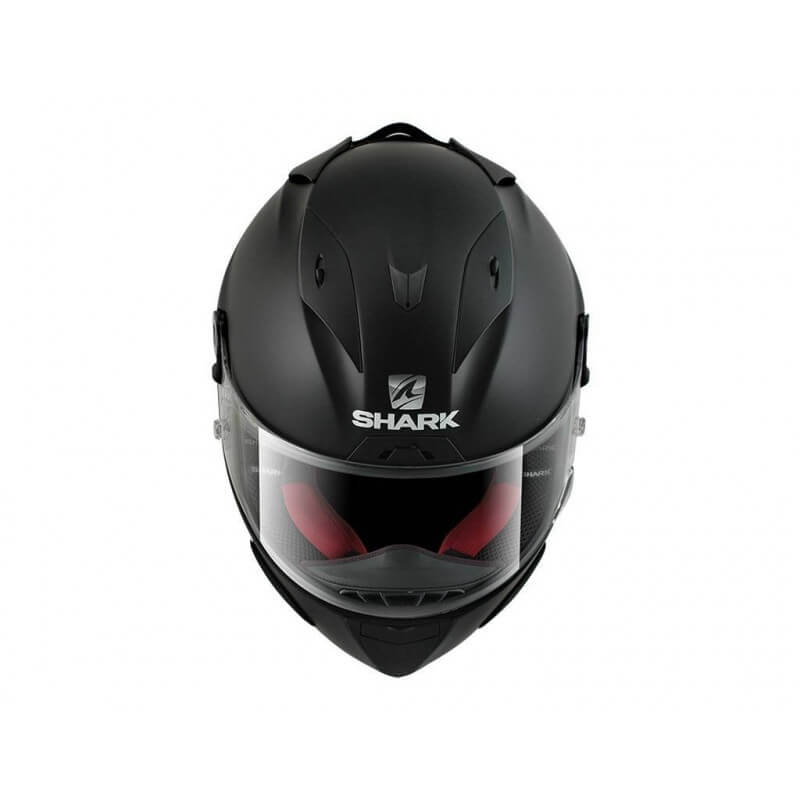 SHARK Casque RACE-R PRO BLANK BLACK MAT