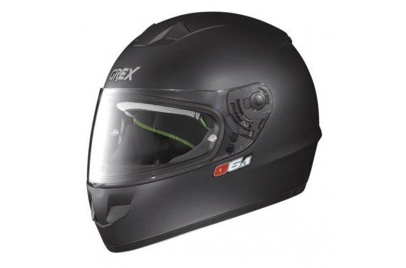 CASQUE GREX INTEGRAL G5.1 KINETIC FLAT BLACK