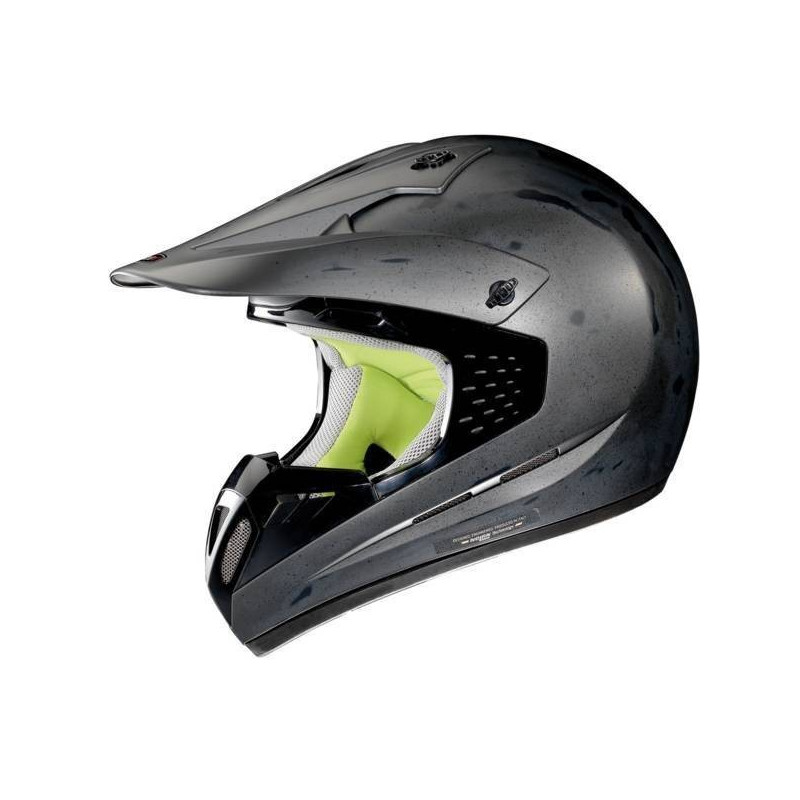 CASQUE GREX INTEGRAL G5.1 SCRAPING SCRAPED FLAT ASPHALT
