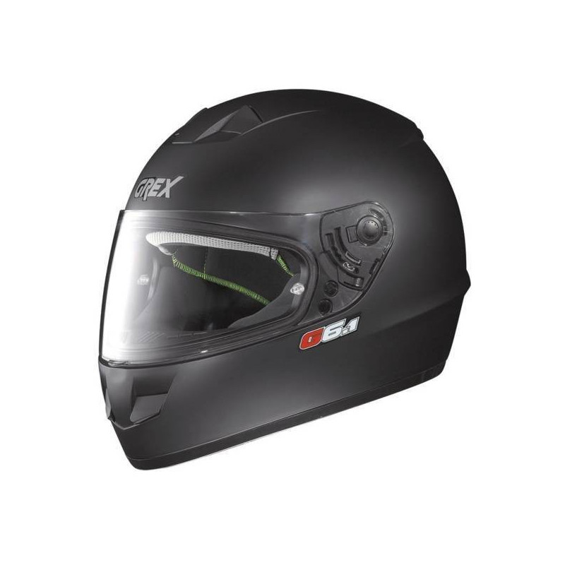 CASQUE GREX INTEGRAL G6.1 KINETIC FLAT BLACK