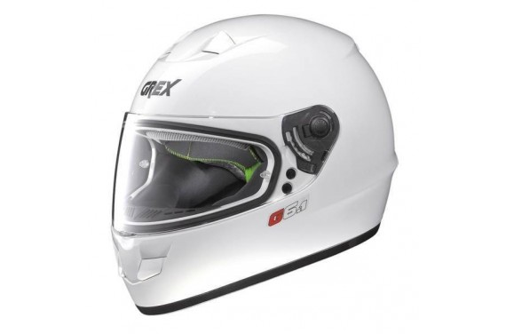 CASQUE GREX INTEGRAL G6.1 KINETIC METAL WHITE