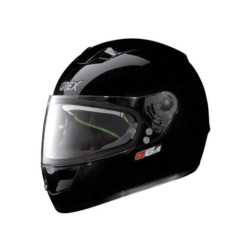 CASQUE GREX INTEGRAL G6.1 KINETIC METAL BLACK