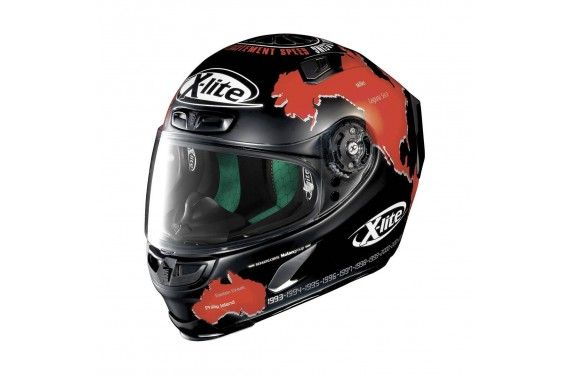 XLITE CASQUE INTEGRAL X803 Replica C. Checa